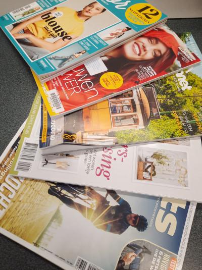 Ontdek onze nieuwe tijdschriften!
