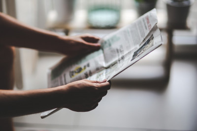 Gratis Krantenarchief voor leden van de bib!